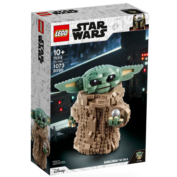 Lego Star Wars: The Child (Baby Yoda of The Mandalorian)