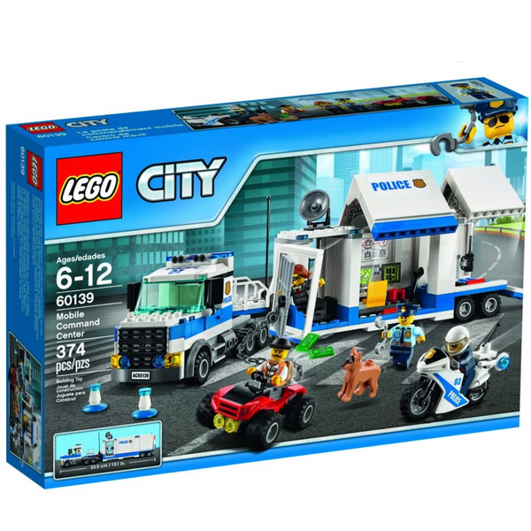 Lego City: Police Mobile Command