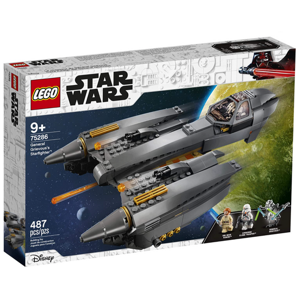 Lego Star Wars: Revenge of The Sith - General Grievous's Starfighter