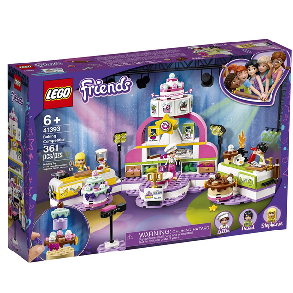 Lego Friends: Baking Competition