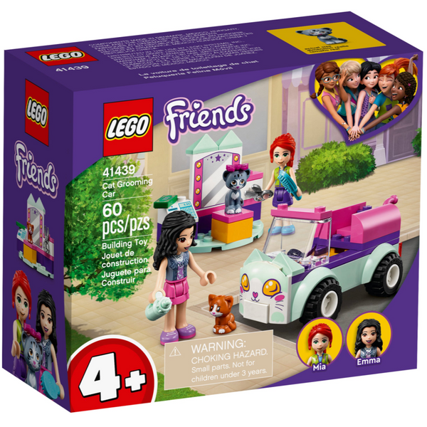 Lego Friends: Cat Grooming Car