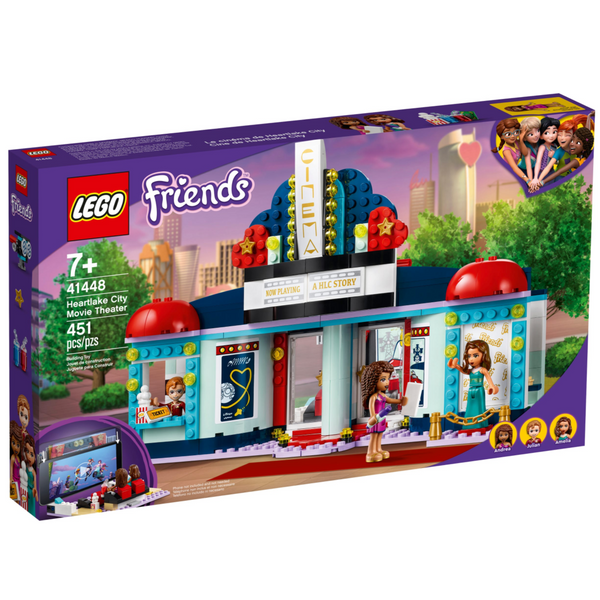 Lego Friends: Heartlake City Movie Theater