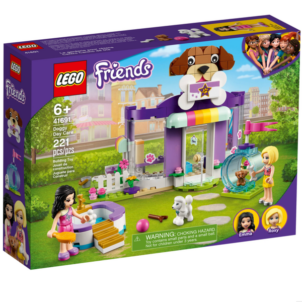 Lego Friends: Doggy Day Care