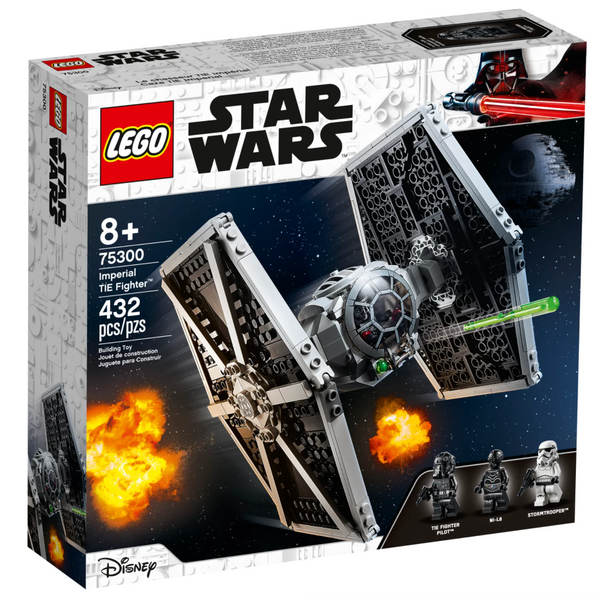 Lego Star Wars: Imperial TIE Fighter