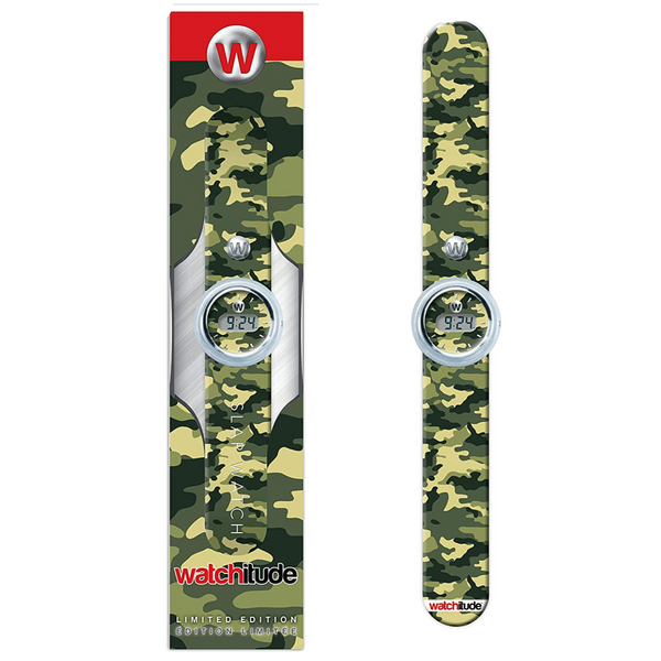 Slap Watch: Camo
