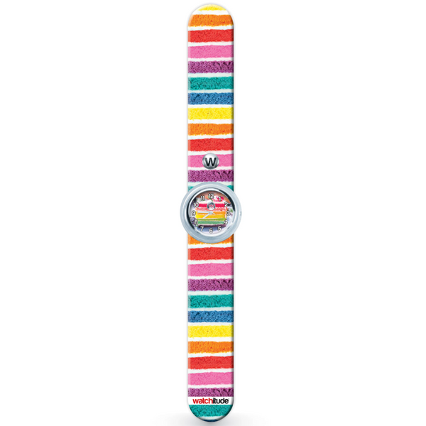 Slap Watch: Rainbow Cake