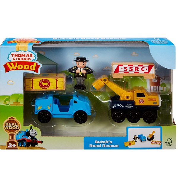 Thomas & Friends: Butch's Road Rescue