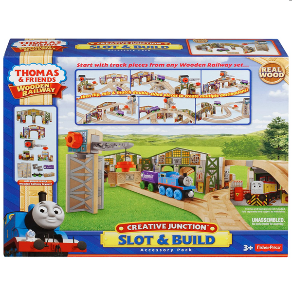 Thomas & Friends: Creative Junction, Slot & Build