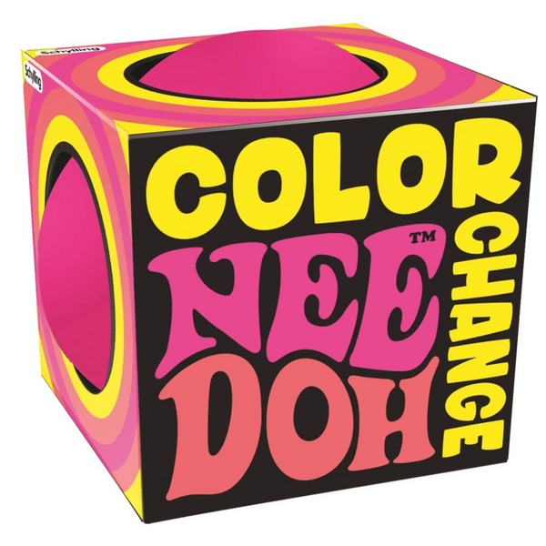 Nee Doh: Color Changing