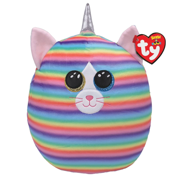 Squish-A-Boos Pillow: Heather, the Caticorn (Multiple Sizes)