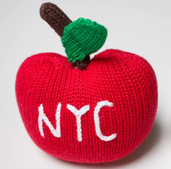 Knit Rattle: NYC Big Apple
