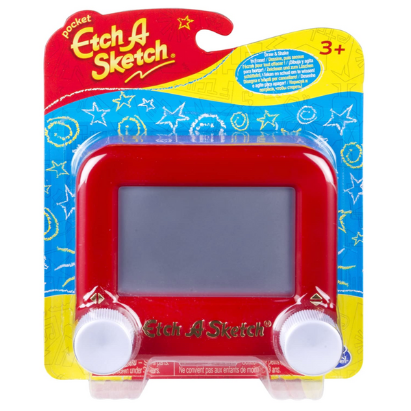 Etch A Sketch Mini (Pocket Version)