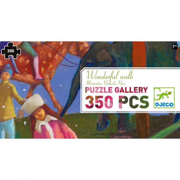 Gallery Wonderful Walk 350pc Puzzle