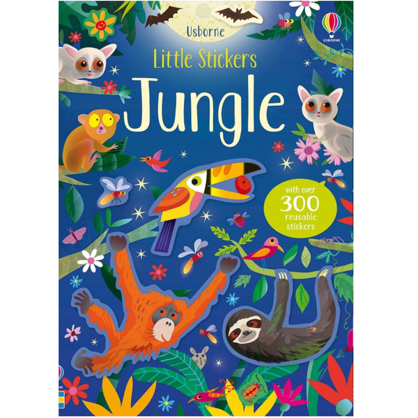 Little Stickers: Jungle