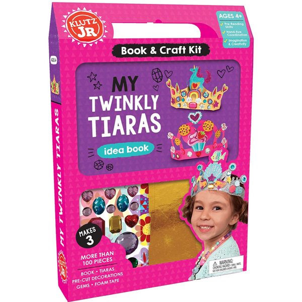 My Twinkly Tiaras Craft Kit