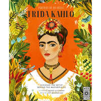 Portrait of an Artist: Frida Kahlo (Discover the Artist Behind the Masterpieces)