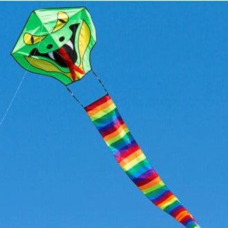 Eco: Simple Flyer Cobra Kite