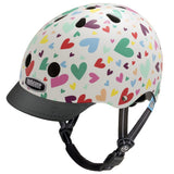 Nutcase: Happy Hearts Helmet, (Baby Nutty & Little Nutty)