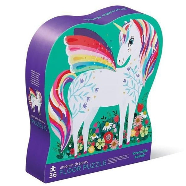 Unicorn Garden 36pc Puzzle