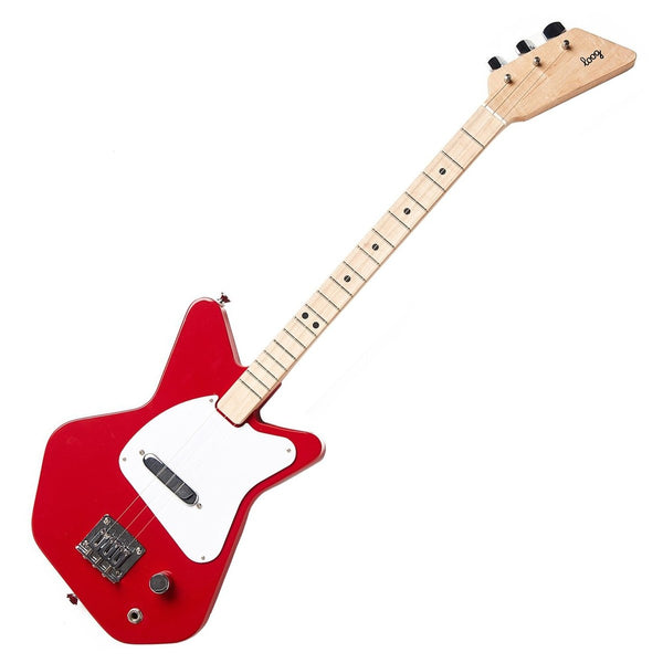 Loog Pro: Electric Guitar, Red
