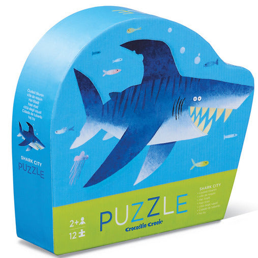 Shark City 12pc Mini Puzzle