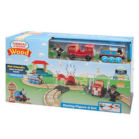 Thomas & Friends: Wood Racing Figure 8 Set
