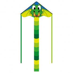 "Eco: Simple Flyer Dragon 33"" Kite"