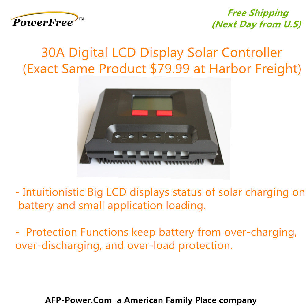 Two 150w 150 Watt Solar Panels 300w Mono Plug N Power