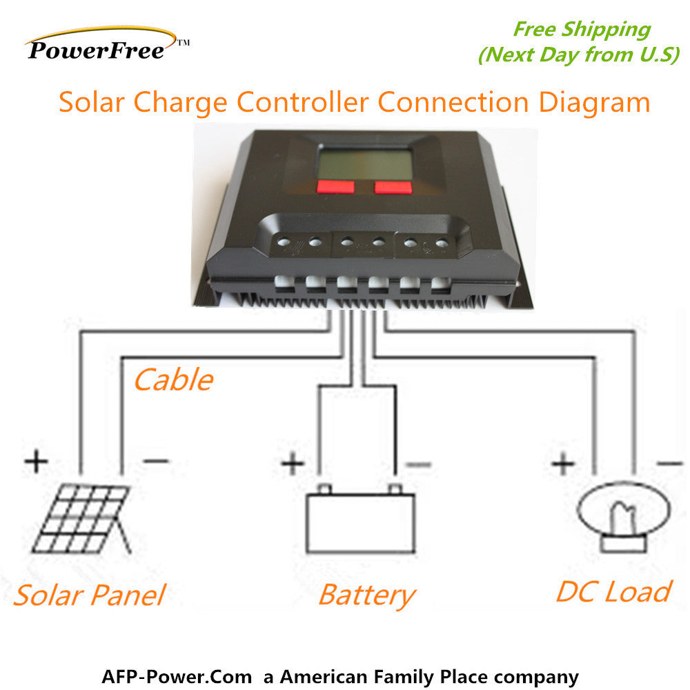 Solar Cell Wire Diagram
