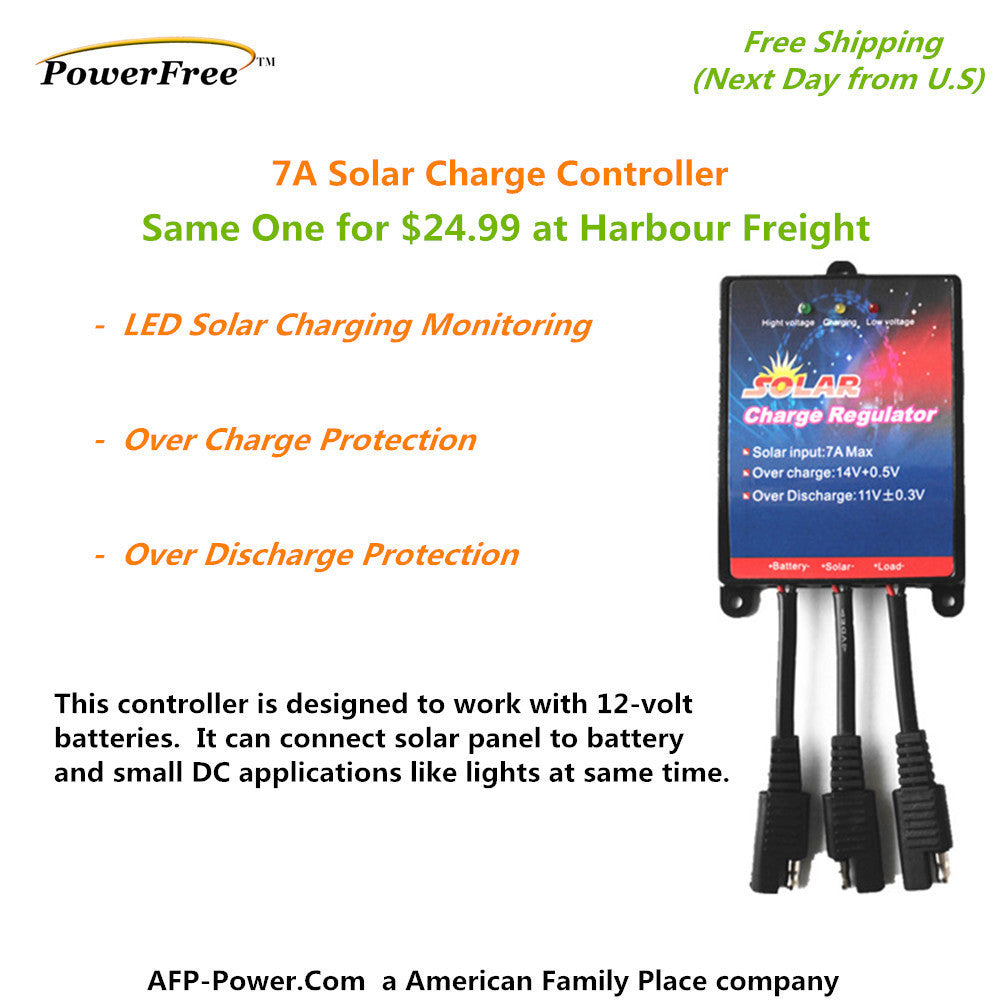 Easy Plug N Power Kit 30w 30 Watt Solar Mono Panel Charger 12v Off Battery With Overcharge Protection Electronic