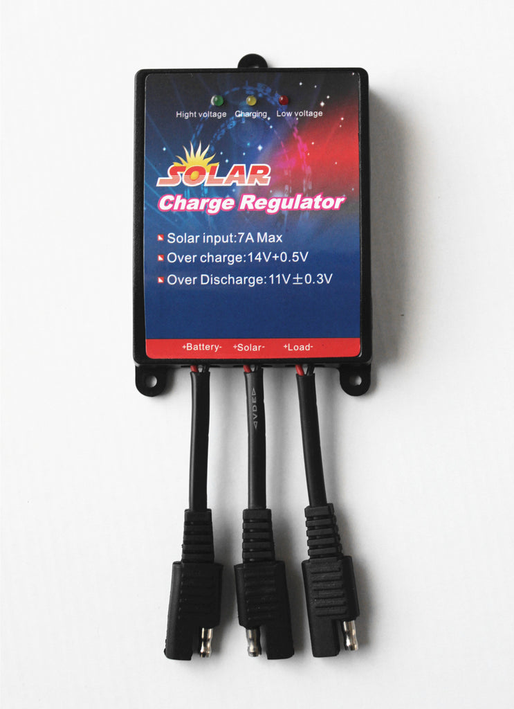 7am Solar Charge Controller For 12 Volt Battery Afp Power