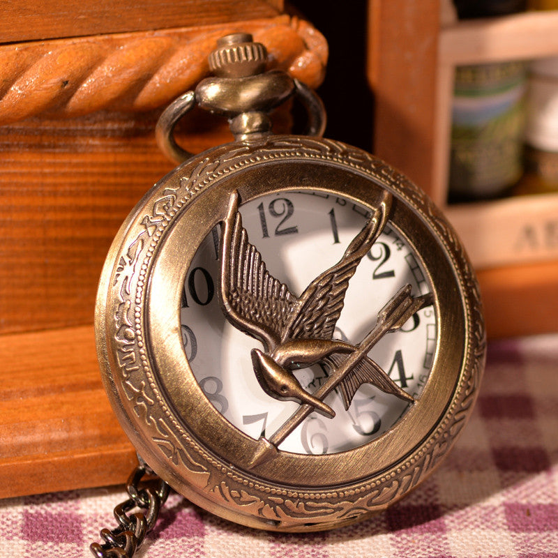 True Arrow Pocket Watch - Florence Scovel - 1