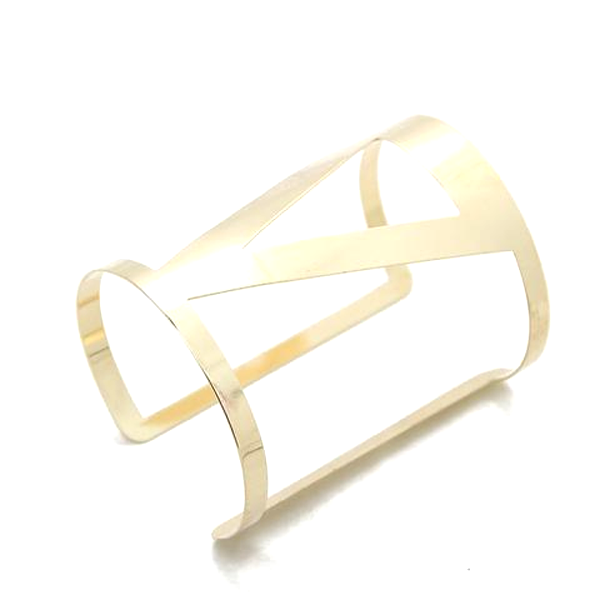 Geometirc Cuff Bangle - Florence Scovel - 1