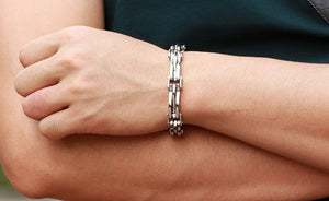Mark's Stainless Steel Bracelet - Florence Scovel - 13
