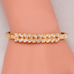18K Yellow Gold Plated Bracelet - Florence Scovel - 2