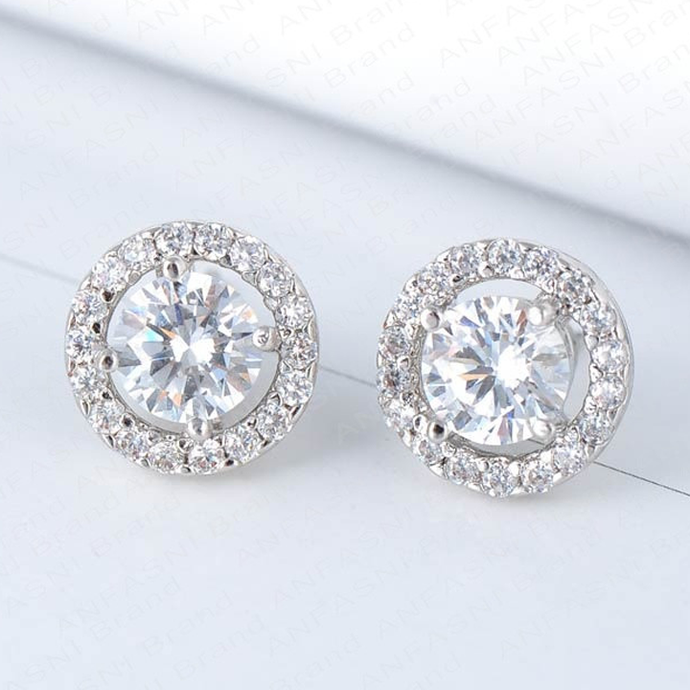 Elegant Stud Earrings