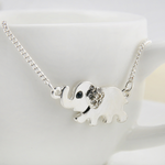 Save the Elephants Necklace - Florence Scovel - 2
