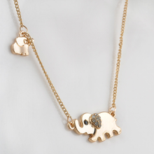 Save the Elephants Necklace - Florence Scovel - 4