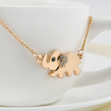 Save the Elephants Necklace - Florence Scovel - 3