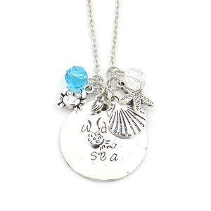 Under The Sea Mermaid Pendant