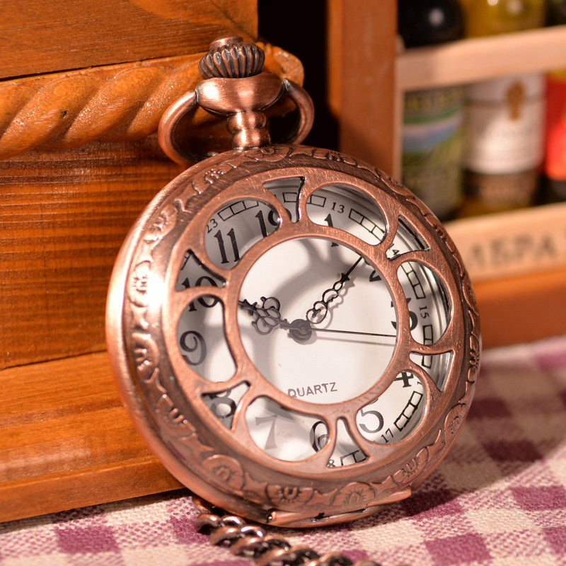 Keepsake Pocket Watch - Florence Scovel - 1