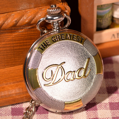 Greatest Dad Pocket Watch - Florence Scovel - 1