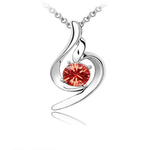 Luck And Love Pendant Necklace - Florence Scovel