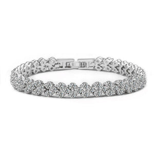 Women Luxury Cubic Zircon Bracelet