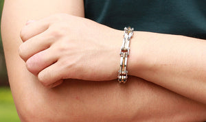Mark's Stainless Steel Bracelet - Florence Scovel - 8