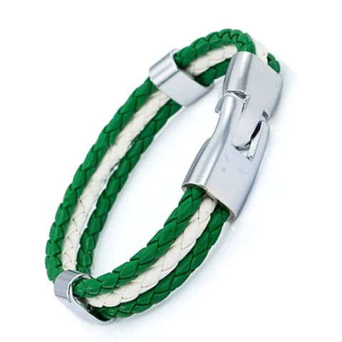Team Pakistan Flag Bracelet - Florence Scovel - 1