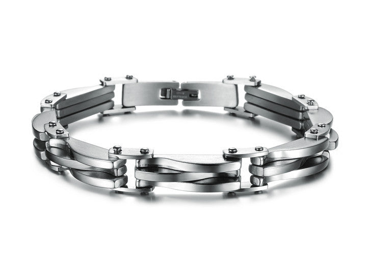 Mark's Stainless Steel Bracelet - Florence Scovel - 2