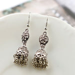 Vintage Bell Dangle Tribal Earring