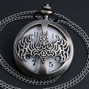 Batman Half Hunter Pocket Watch - Florence Scovel - 1