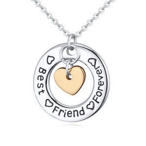 Best Friend Forever Necklace - Florence Scovel